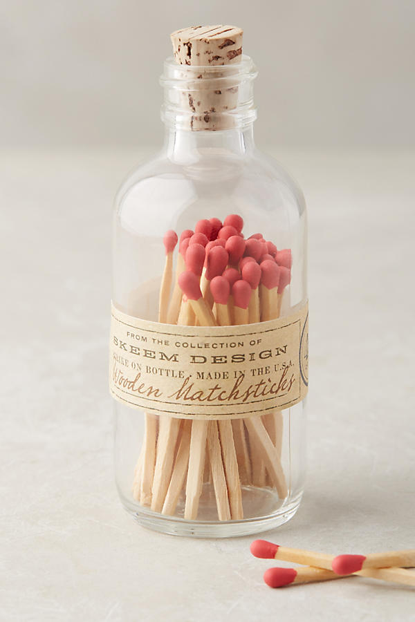 mini apothecary matchtes