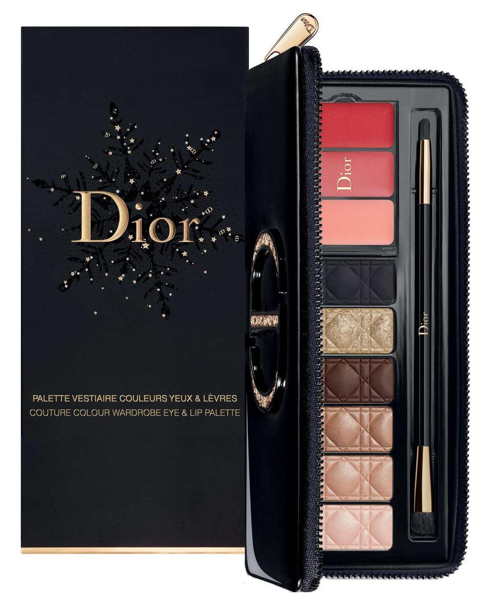 dior colour palette