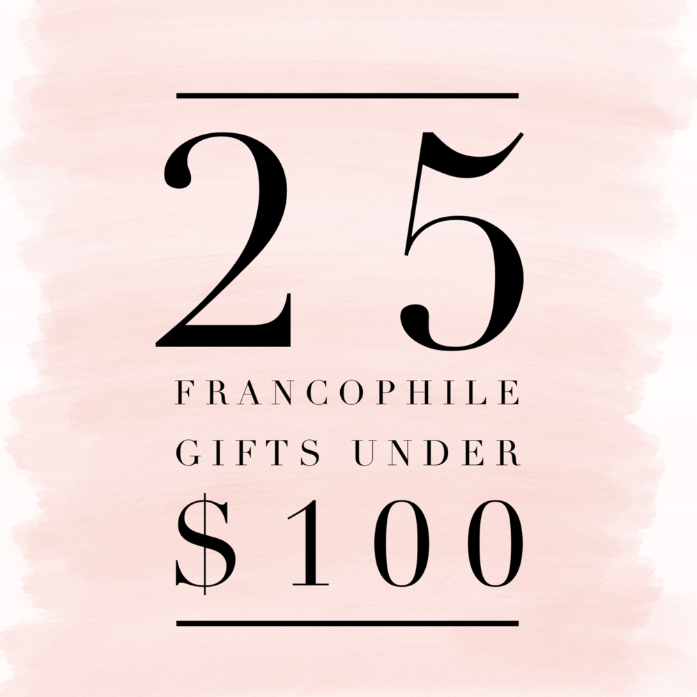 25 gifts under $100
