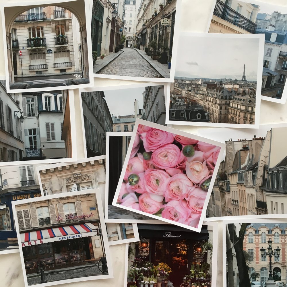 paris print collection