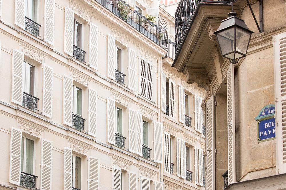 paris france right bank
