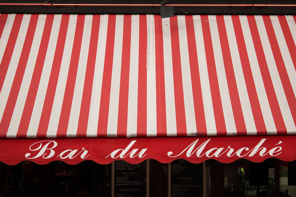 bar du marché paris france