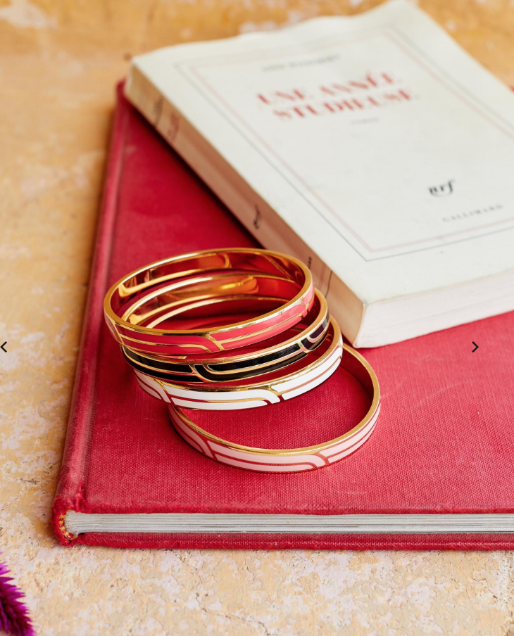 sezane jewelry collection spring