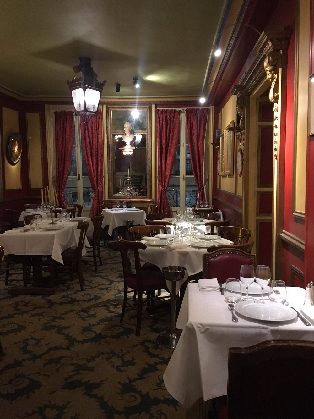 le procope paris france