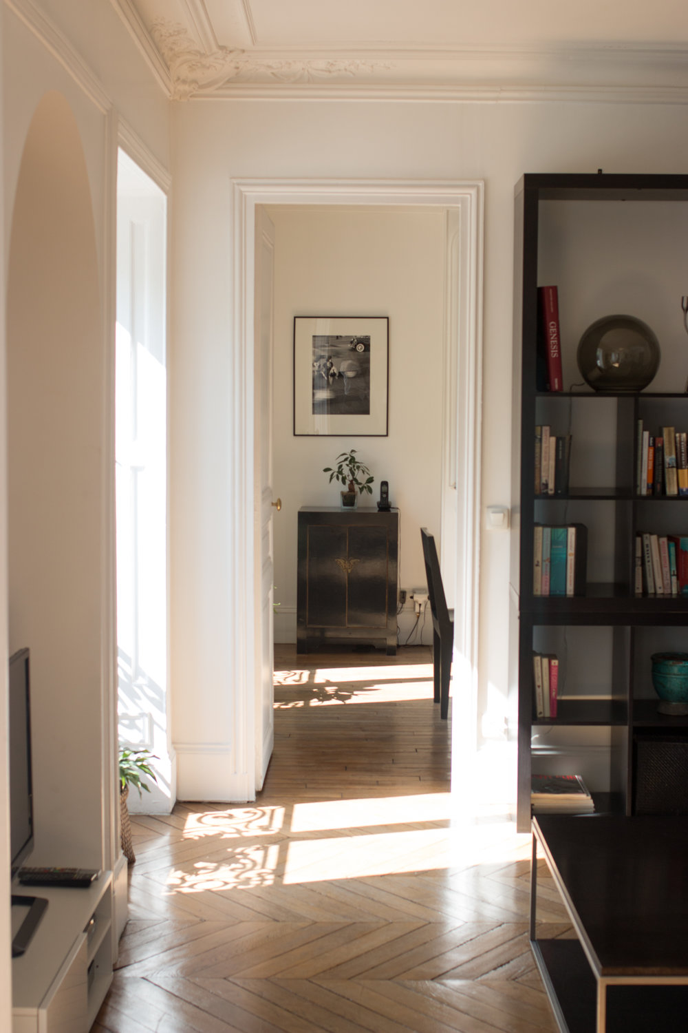Haven In Paris Voltaire Apartment Rebecca Plotnick