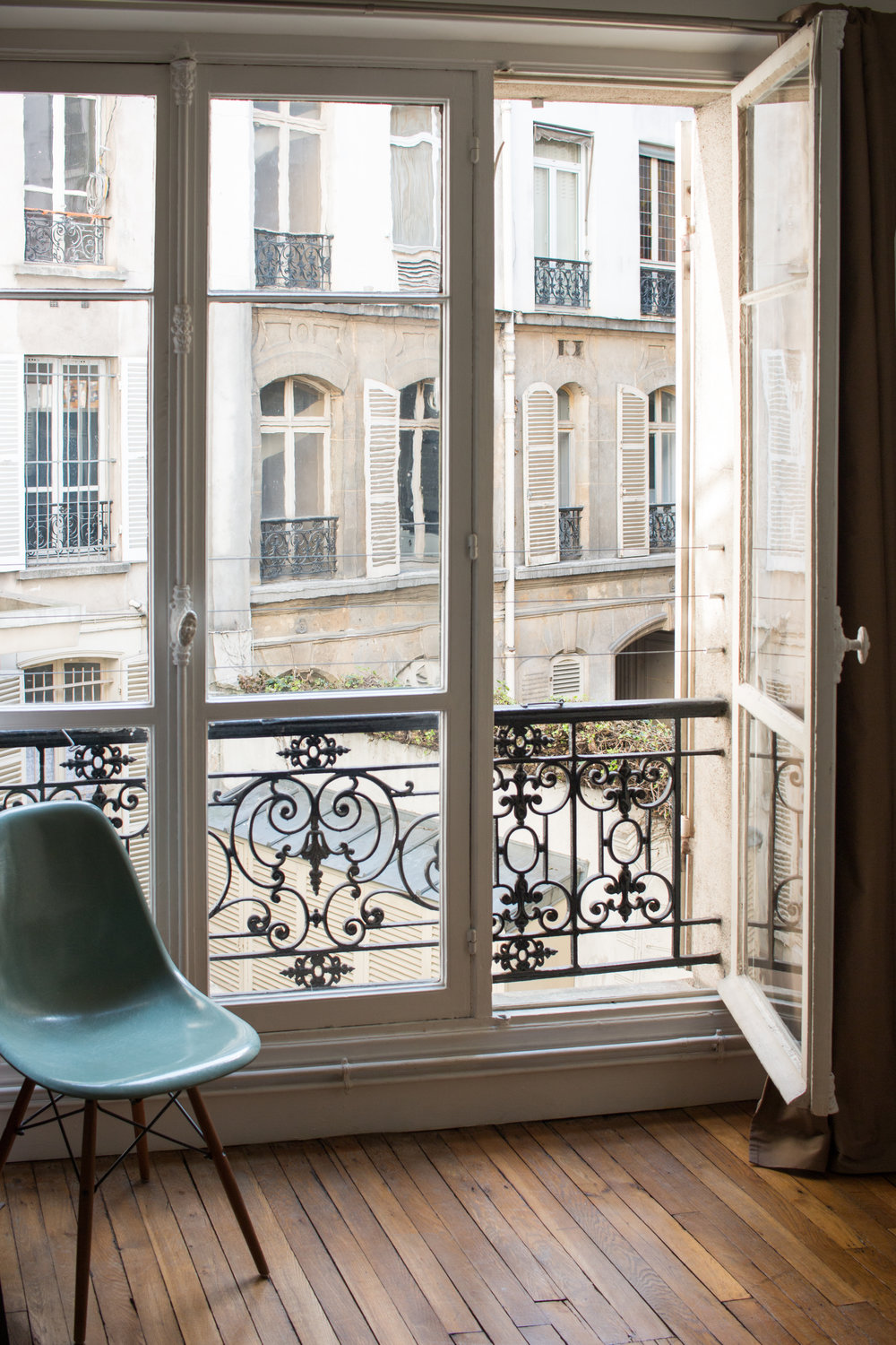 Haven In Voltaire apartment Paris, France Rebecca Plotnick