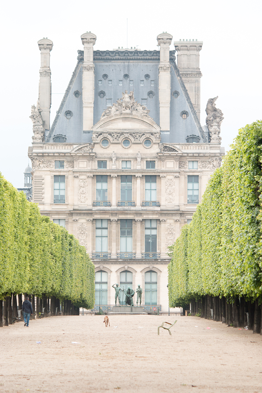 tuileries gardens paris france