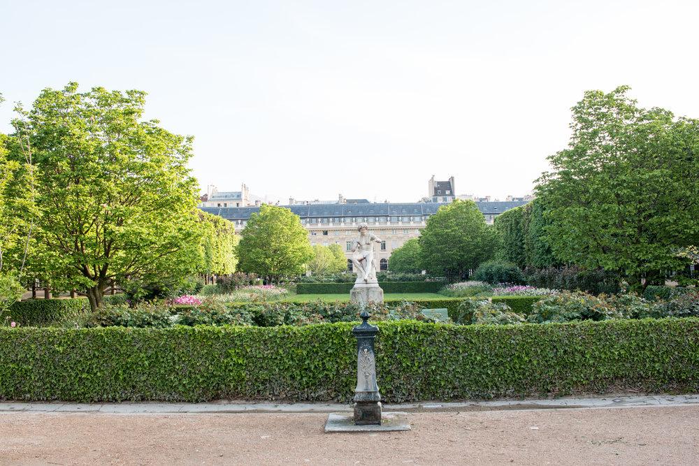 palais royal paris, france rebecca plotnick
