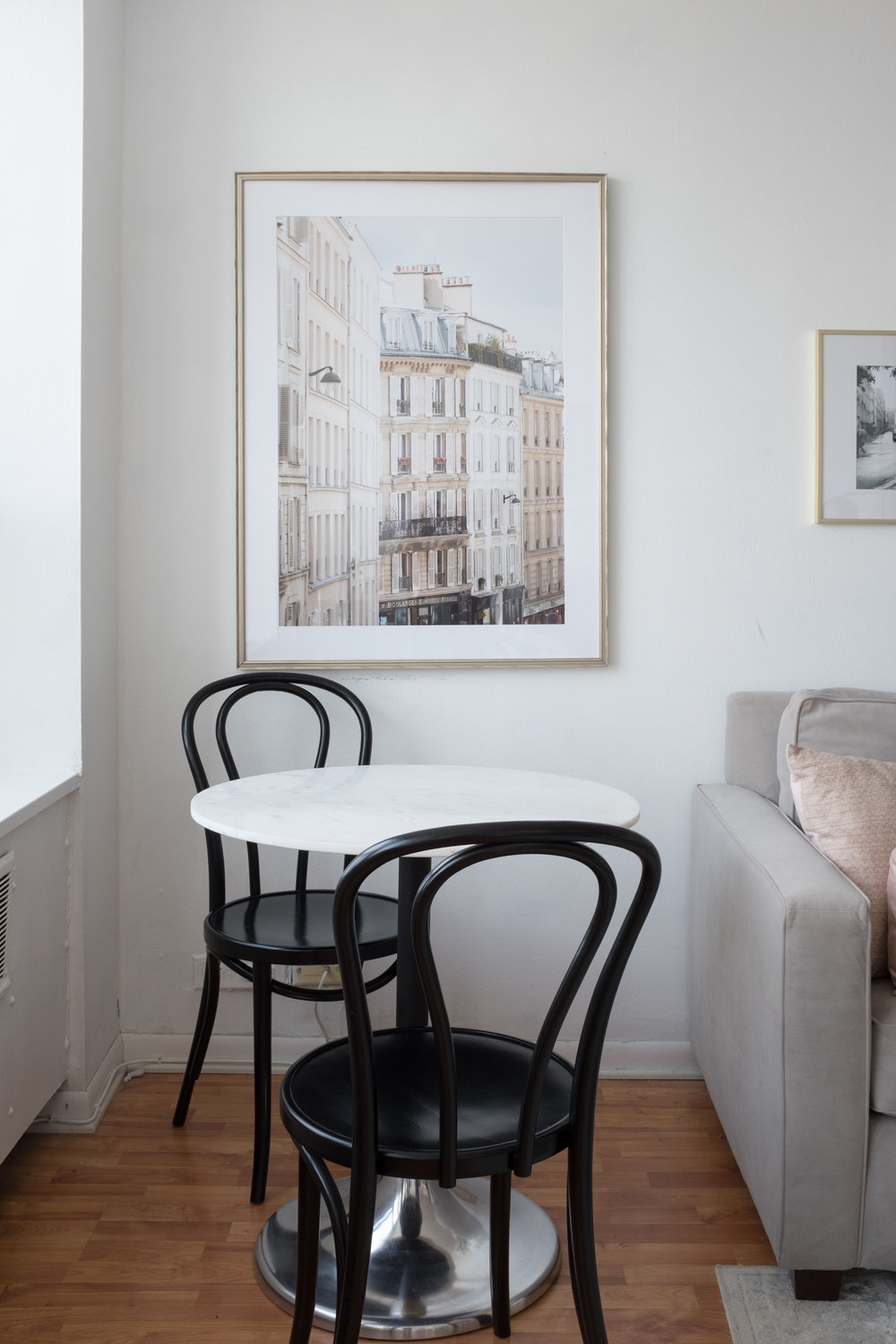 montmartre paris print by rebecca plotnick