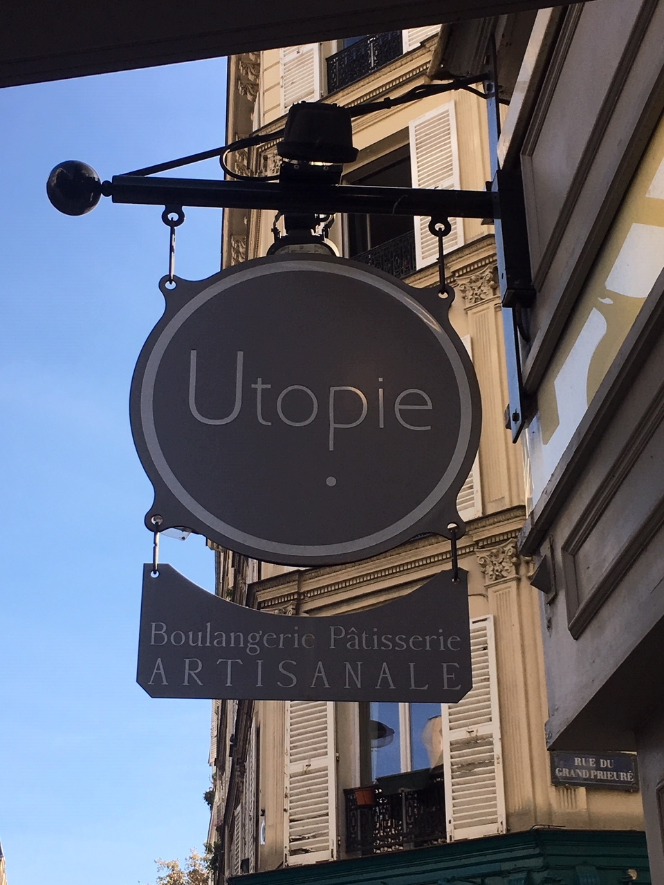 boulangerie Utopie
