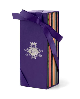 chocolate library collection vosges 12 days of giveaways