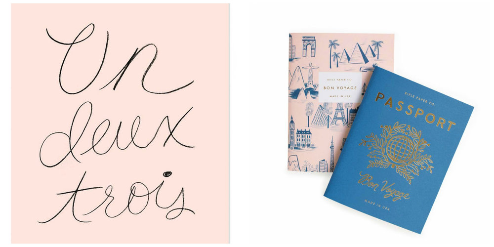12 days of giveaways rifle paper company everyday parisian