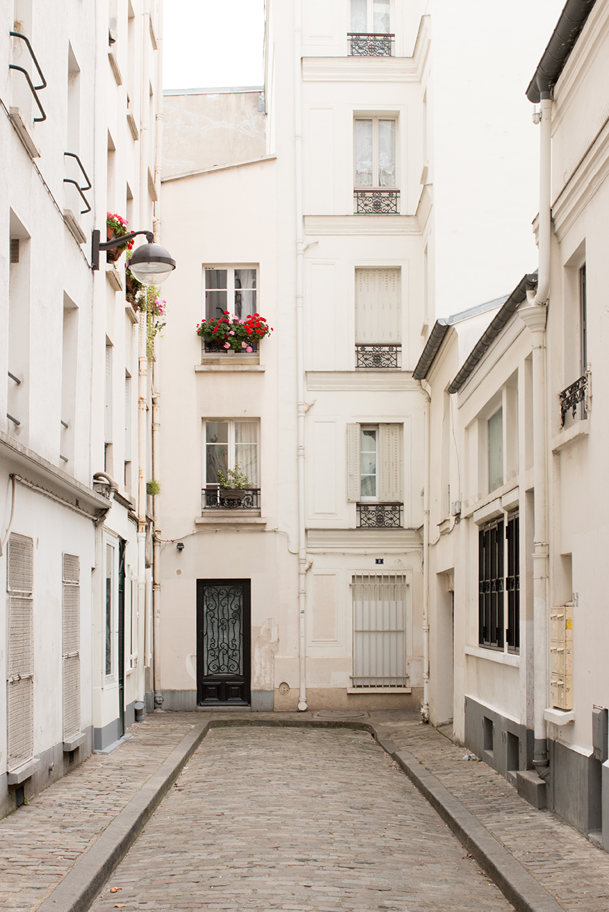 the paris diaries fall day 7 montmartre