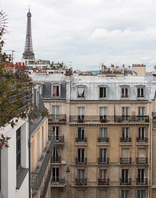4e73c414a8 25 Hotels with Eiffel Tower Views Le Cinq Codet Everyday Parisian