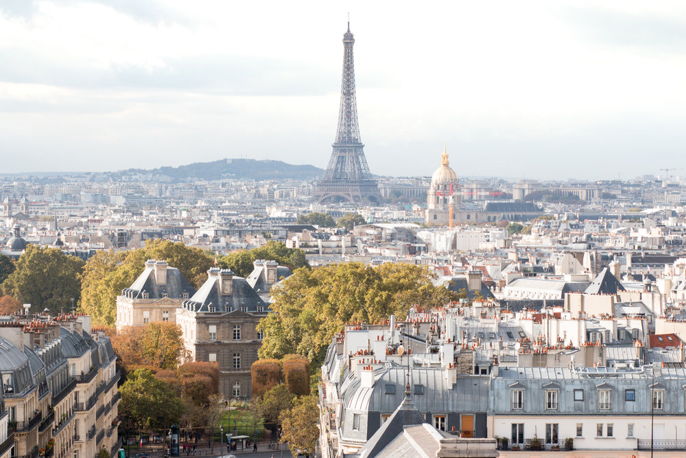 how to get from CDG Paris Airport to the city of Paris