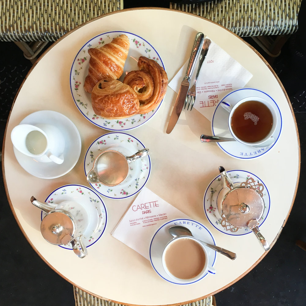 carette paris where to eat breakfast in paris france everyday parisian