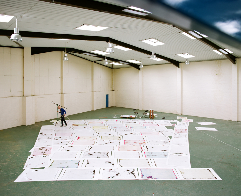Performance Publishing: Regent Trading Estate (2013), Performance view