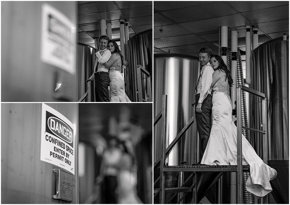 Victory Brewing Company Wedding