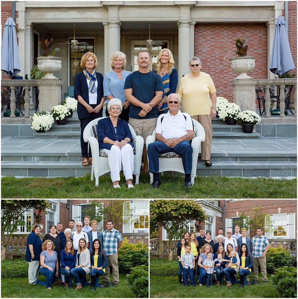 Reading, Pennsylvania Family Portrait