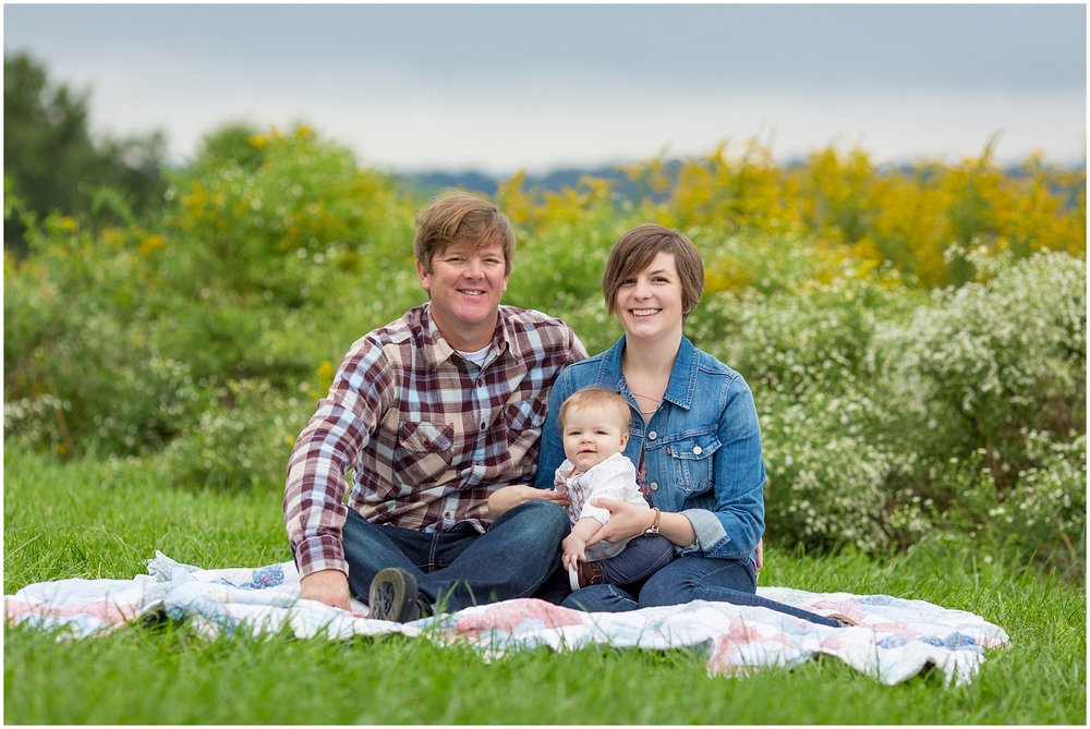Blue Marsh Lake Family Photoshoot