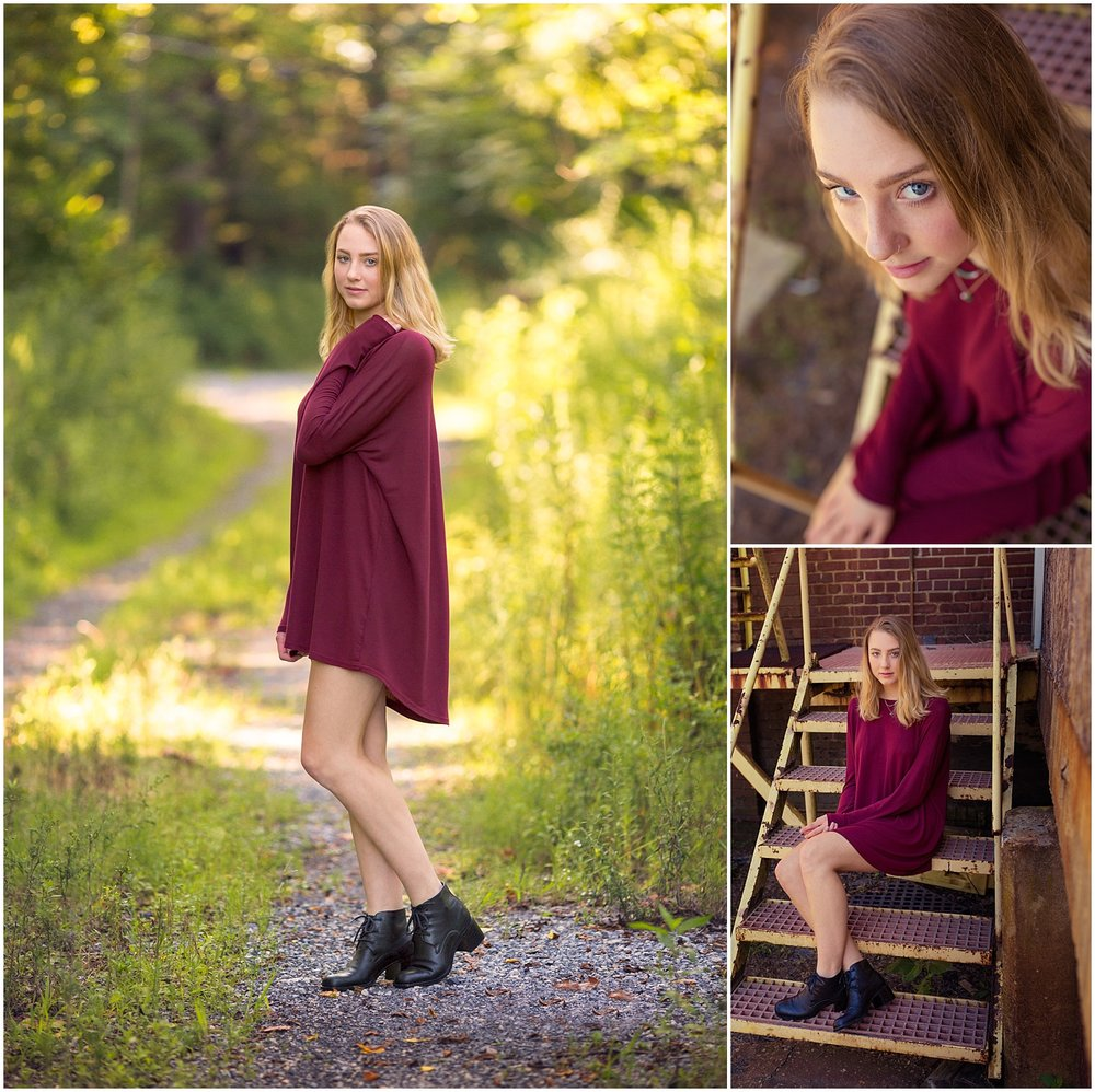 Bucks County High School Senior Photographer