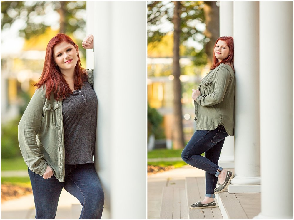 Albright College Berks County Pennsylvania Senior Photographer