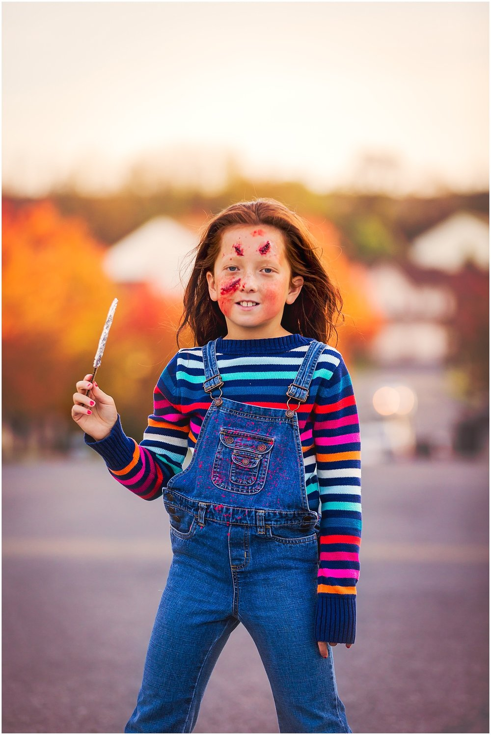 Berks County Halloween Family Photographer