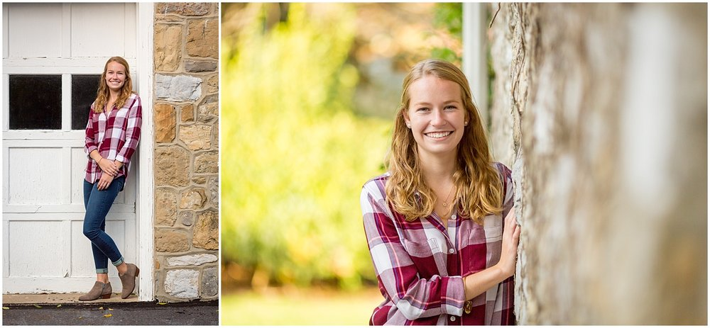 Wyomissing Park High School Senior Photography
