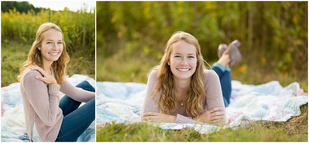 Wyomissing Park High School Senior Photography