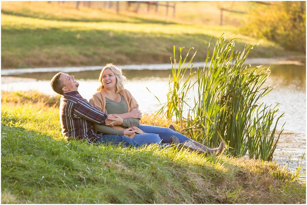 Wyebrook Farm Engagement Photography