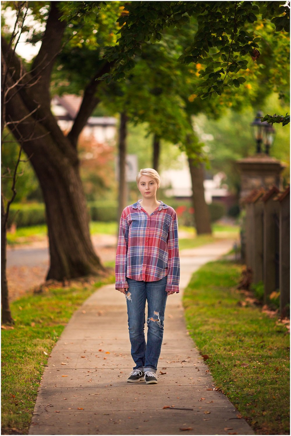 Wyomissing High School Senior Photographer
