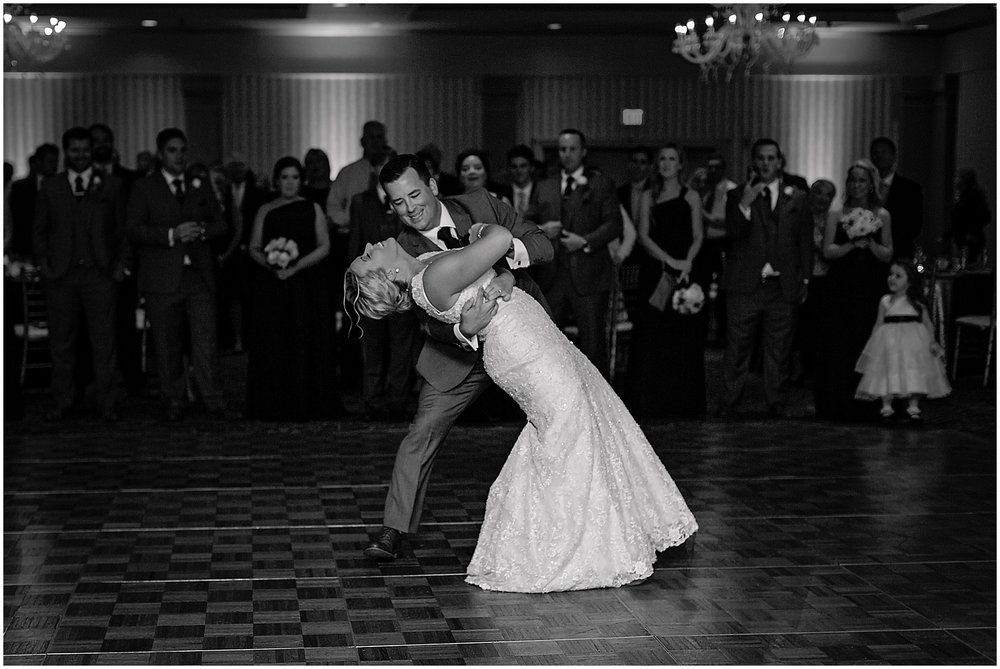 Radisson Lackawanna Station Hotel Scranton Wedding Photographer