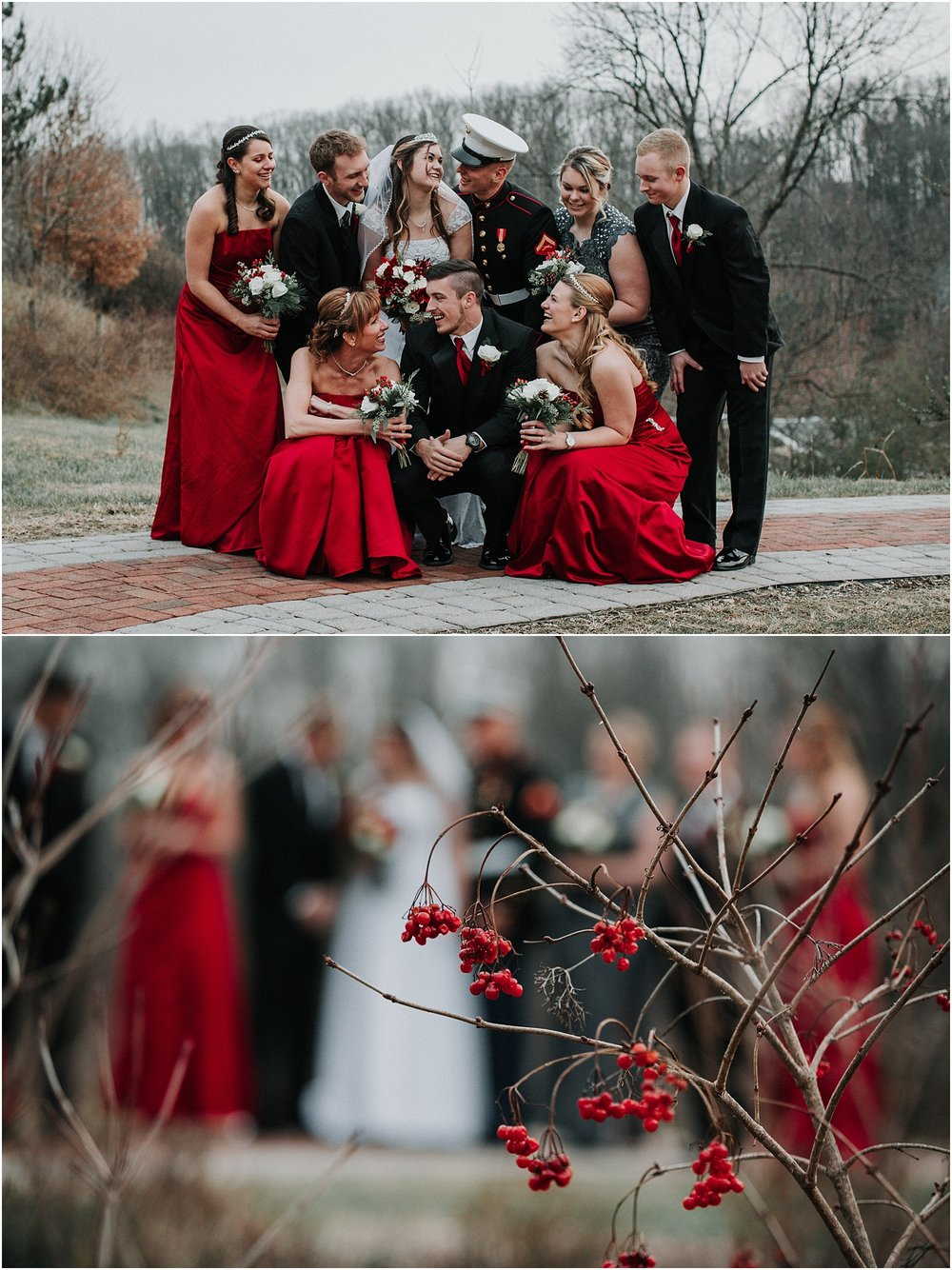 Glasbern Inn Pennsylvania Wedding Photographer