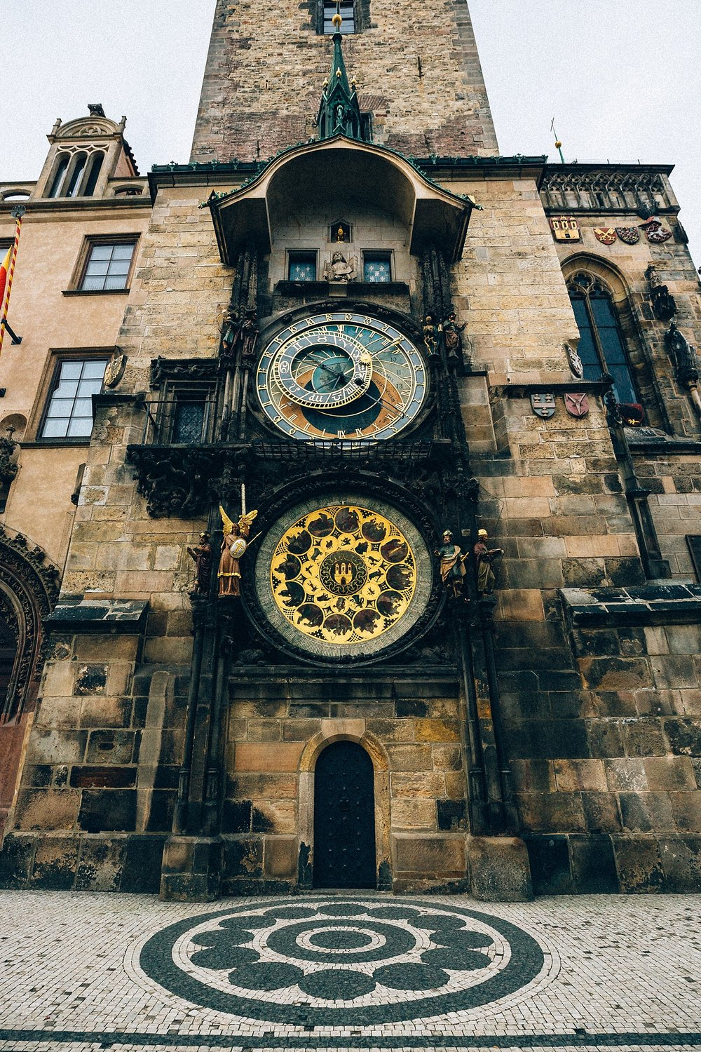 Prague Astronomical Clock, Old Town Square
