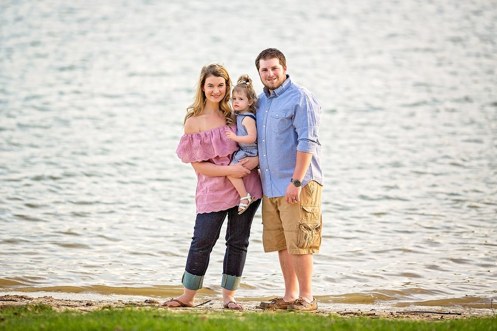 Blue Marsh Lake Berks County Family Photoshoot