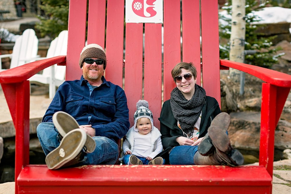 Copper Mountain Colorado Family Photographer