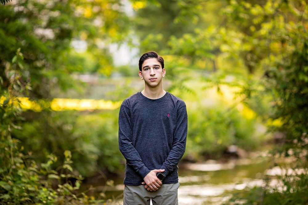 Wyomissing Park High School Senior Photographer
