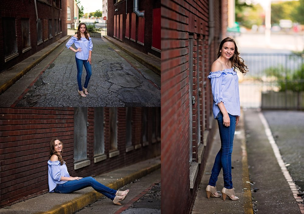 Reading Pennsylvania High School Senior Photographer