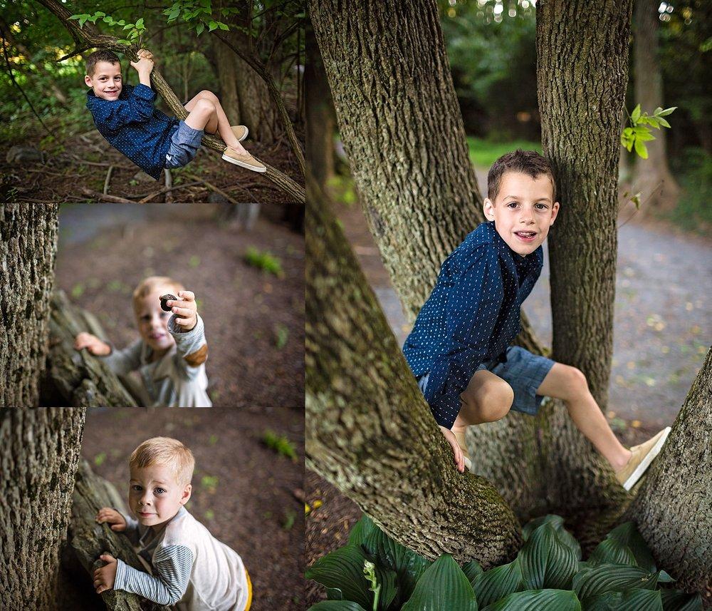 Wyomissing Park Pennsylvania Family Photographer