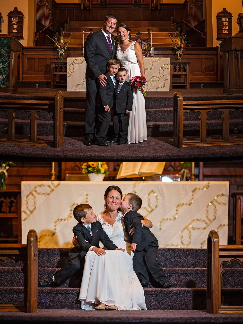 West Chester Pennsylvania Wedding Photographer Family Vow Renewal Anniversary