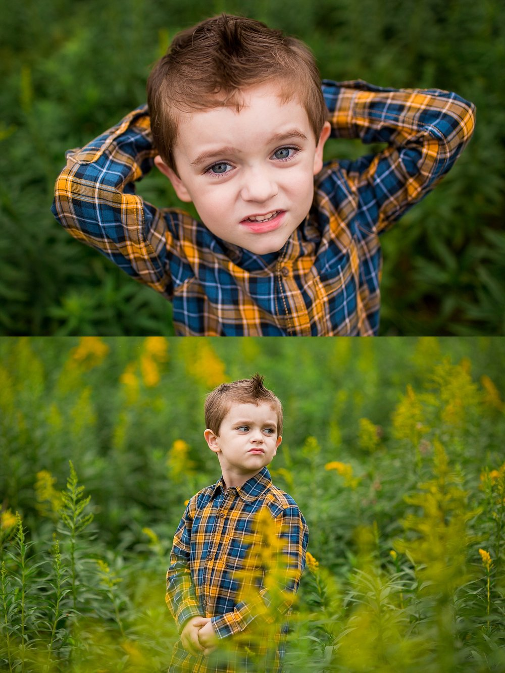 Highlands Wyomissing Fall Child Children Photoshoot