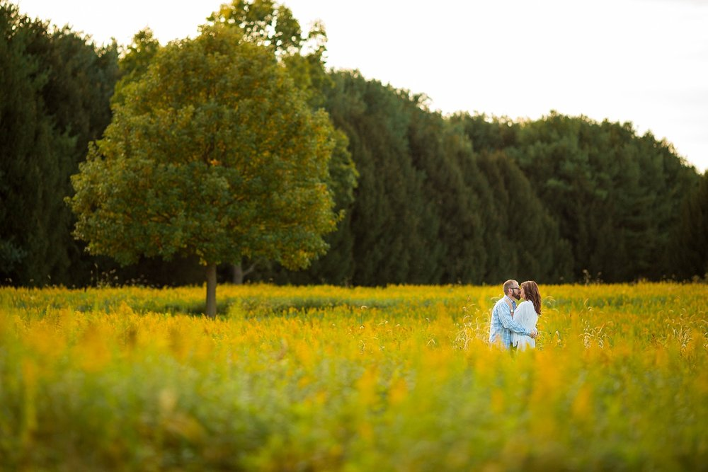 The Highlands Wyomissing Park Pennsylvania Engagement Wedding Photographer