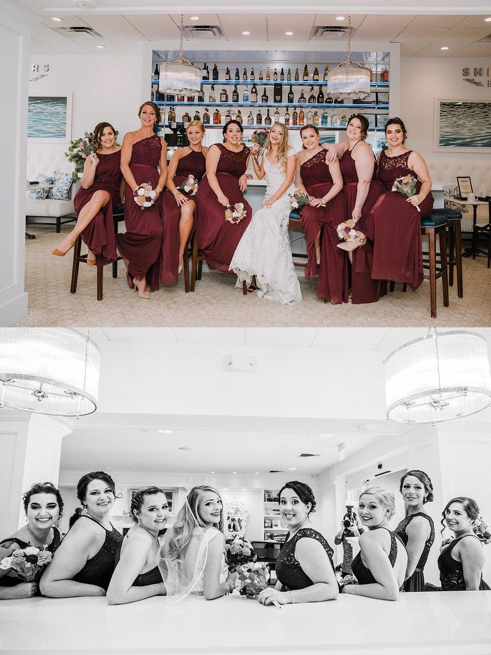 Icona Golden Inn Avalon New Jersey wedding photographer