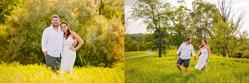 Trexler Nature Preserve Lehigh Valley Engagement Wedding Photographer