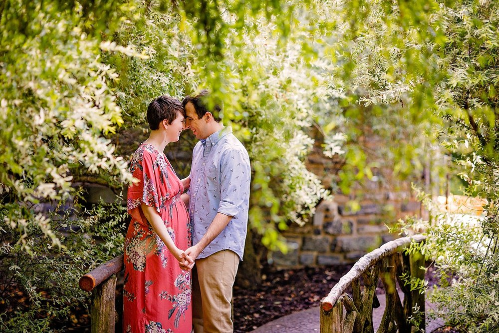 Hershey Gardens Central Pennsylvania Harrisburg engagement maternity wedding photographer