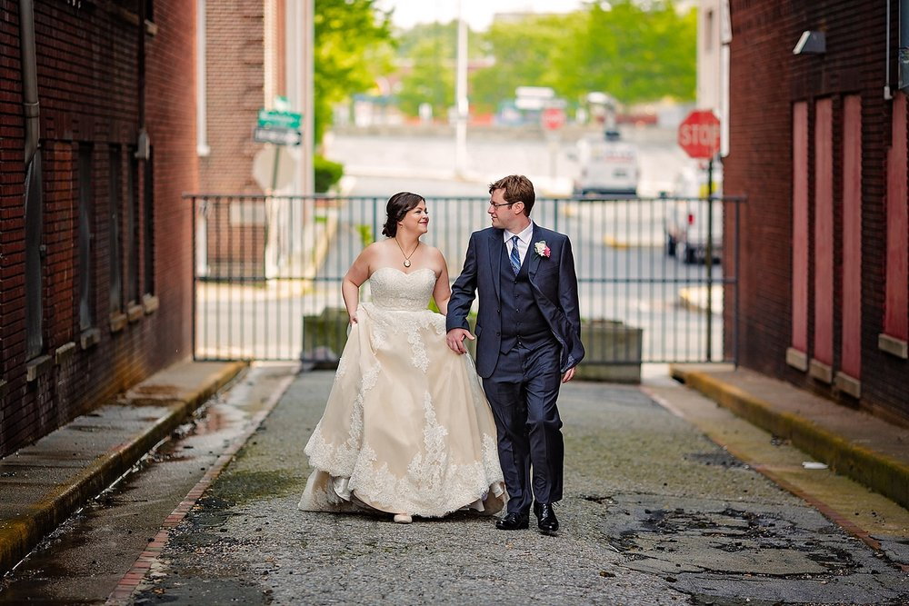 GoggleWorks Center for the Arts Reading Philadelphia Pennsylvania Northern Ireland Wedding Photographer