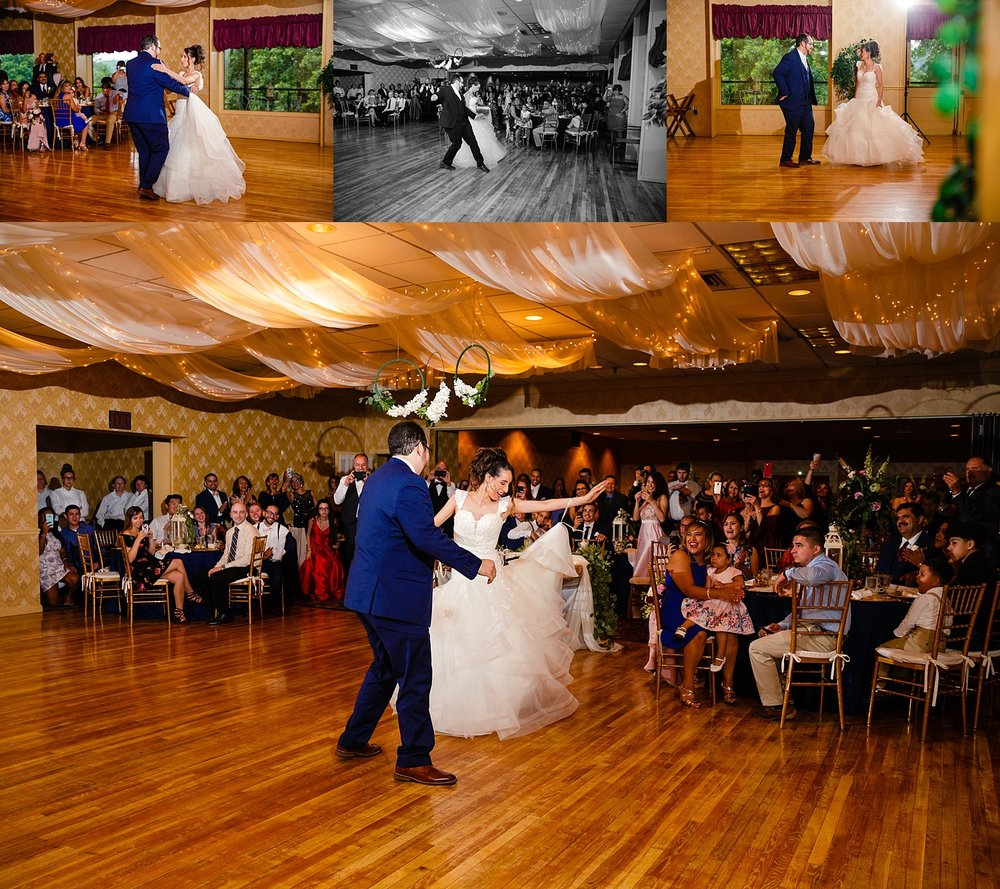 Alvernia University Heidelberg Country Club Catholic summer wedding Pennsylvania photographer