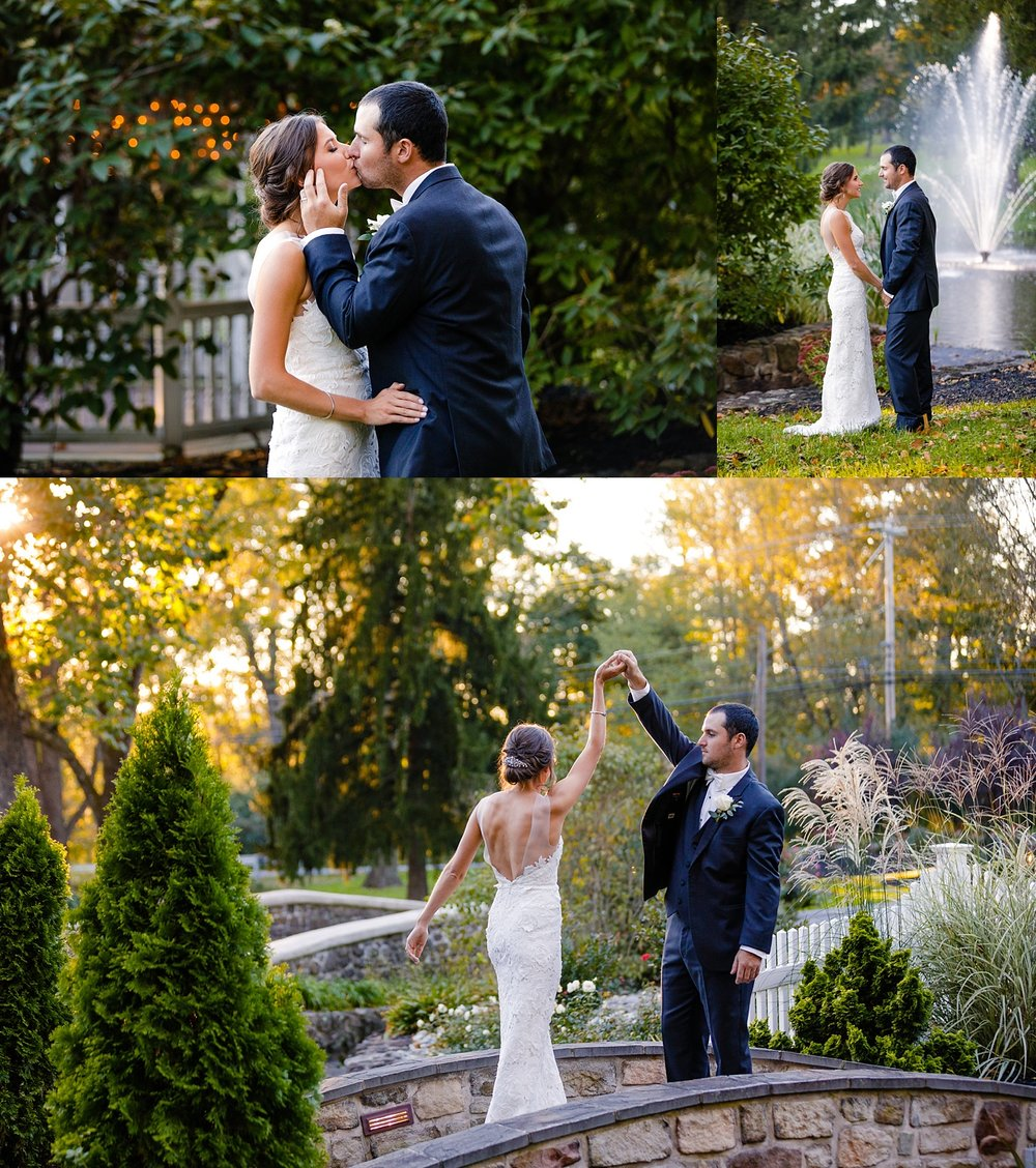 Chester Wedding Photographer Pennsylvania Meredith Manor autumn