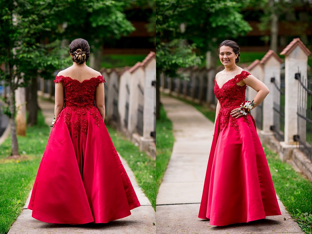 Wyomissing West Reading Pennsylvania high school prom Class of 2019 2020 senior portrait photographer murals