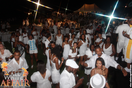 2ND ANNUAL ALL WHITE AFFAIR [2010] ~ Nashville Zoo